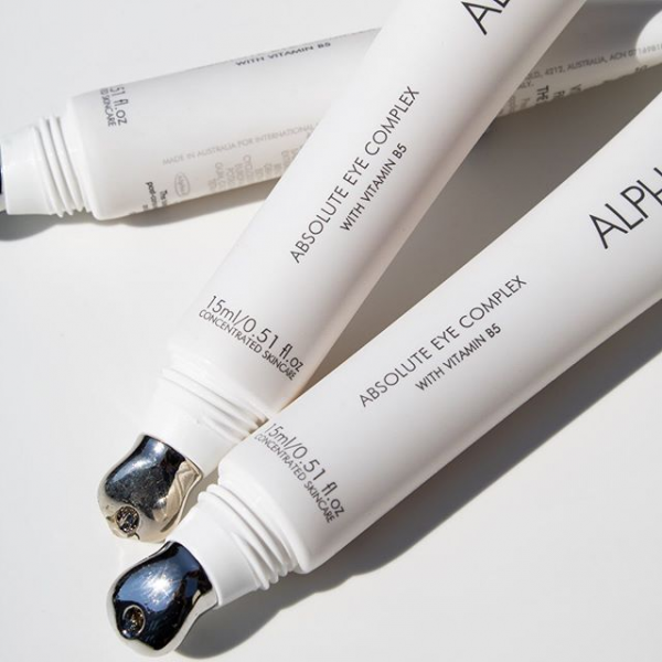 """Alpha-H Concentrated Skincare on Instagram_ """"A soothing and firming gel that refreshes, rehydrates, and reduces puffiness and dark circles? That would be Absolute Eye Complex! 😎 #alphah"""""""