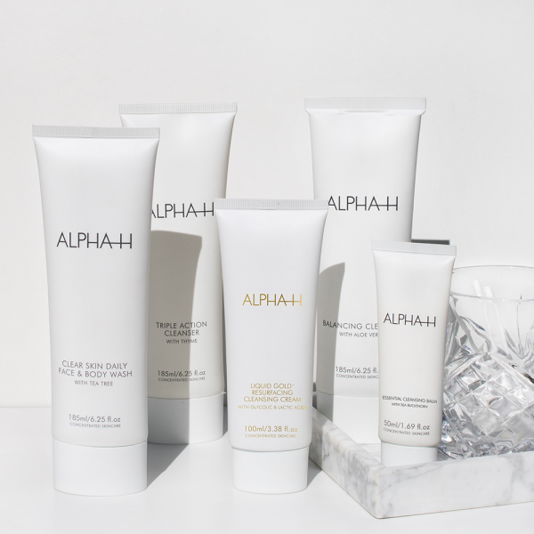 What's your cleanser type? - Alpha-H