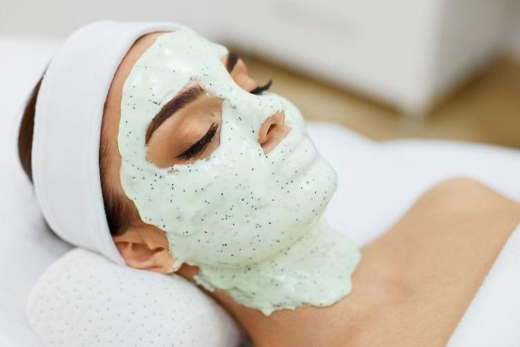 Luxe gezichtsbehandeling