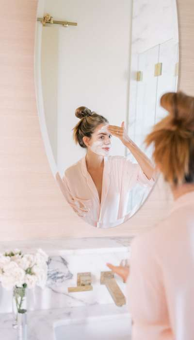 Healthy Skin From Morning To Night - Gal Meets Glam
